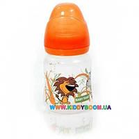 Бутылочка с широким горлом Baby Team 150 мл 1003