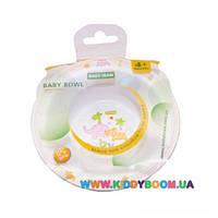 Детская тарелочка Baby Team 6005