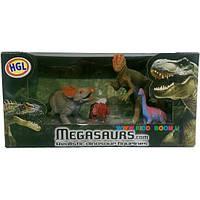 Игровой набор Мир динозавров серия B HGL SV12180