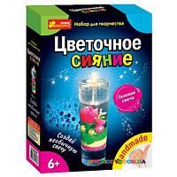 Набор для творчества Гелевая свеча Цветочное сияние Creative 14100295Р