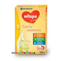 Молочная смесь Nutrica Milupa 1, 350 гр