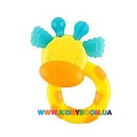 Прорезыватель Забавный жираф Kids II 40008