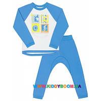 Пижама для мальчика р-р 110 Smil 104420