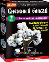 Набор для опытов Дерево из кристаллов Снежный бонсай Creative 15138003Р