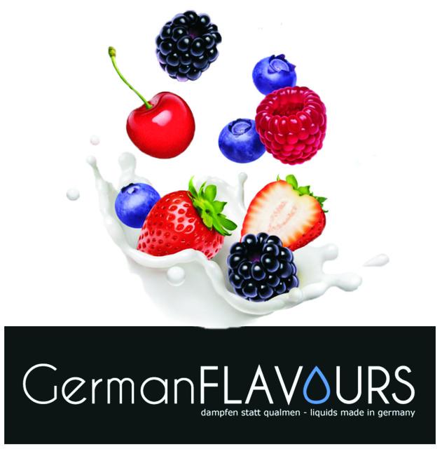 Фруктово-ягодные ароматы German Flavours