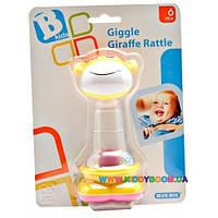 Погремушка Жираф BabyBaby 03087