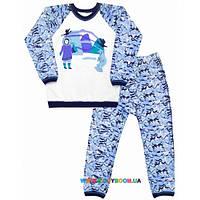 Пижама для мальчика р-р 122-140 Smil 104433