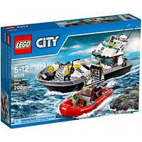 Конструктор Lego Полицейский патрульный катер 60129