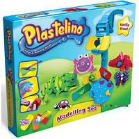 Набор для лепки Фауна Plastelino NOR2823