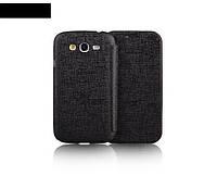 Чехол-книжка для телефона Samsung i9082 Galaxy Grand Duos (black Yoobao Slim Leather case)