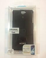 Силиконовый чехол для телефона Celebrity TPU cover case for Sony Xperia TX LT29i, black
