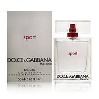 Духи мужские Dolce & Gabbana The One Sport For Men (Дольче И Габбана Зе Ван Спорт Мен)