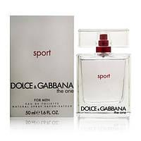 Духи мужские Dolce & Gabbana The One Sport For Men (Дольче И Габбана Зе Ван Спорт Мен)