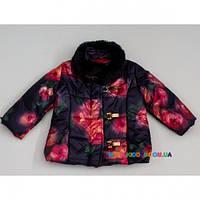 Куртка для девочки р-р 74-80 Baby Muz 0416к