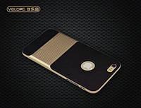 Пластиковый чехол-накладка для телефона iPhone 6 Plus (Yolope case mix)