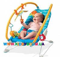 Детское кресло-качалка Подводный мир Tiny Love 1802706130