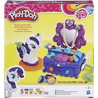 Набор пластилина Туалетный столик Рарити Hasbro В3400