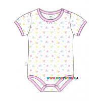 Боди-футболка для девочки р-р 68-86 Smil 102393