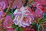 """Набір для вишивання бісером на полотні """"Рожева ніжність"""", фото 4"""