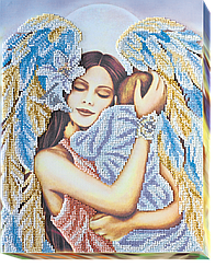 """Набор для вышивания бисером """"Радость материнства"""""""