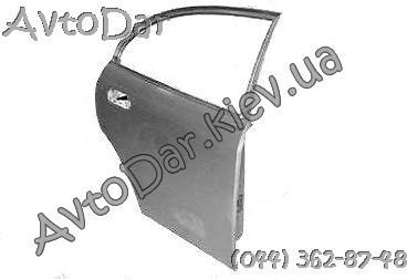 Дверь Задняя Правая Chery Eastar B11 Чери Истар B11-6201040-DY