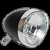 Велосипедна передня LED - фара в стилі ретро