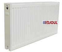 Радиатор стальной DJOUl 22 тип, высота 500, боковое подключение