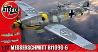 Модель самолета Messerschmitt Bf109G-6  1/72