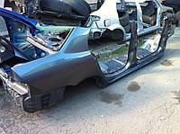 Задняя четверть Mitsubishi Lancer