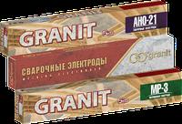 Электроды GRANIT АНО-21 (4 мм)- 5 кг