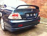 Крышка багажника Mitsubishi Lancer, фото 2