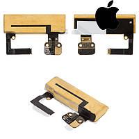 Шлейф для Apple iPad Mini 3 Retina, антенны bluetooth, с компонентами (оригинал)