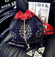 Очень красивая женская сумка. Сумка-мешок. Стильный дизайн. Высокое качество. Низкая цена. Код: КД102