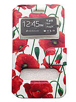 Чехол книжка Lenovo A66 A208 iPhone 4 4s Nokia Asha 230 Lumia 610