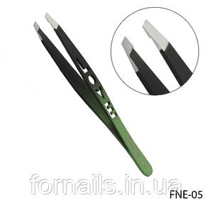 Пинцет для коррекции бровей FNE-05