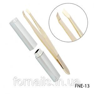 Пинцет для коррекции бровей FNE-13