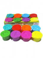 Тесто для лепки 8 цветов 26 г. 9308