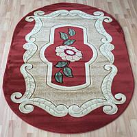 Качественные овальные ковры Heat Set