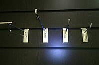 Крючек в Эконом-панель 5 см (6мм)