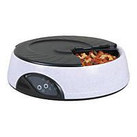 Кормушка - автомат TX-4 Плюс, круглая   для собак и кошек