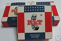 180209 (6209 2RS) Подшипник шариковый производства  FLT (Польша)