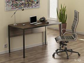 Стол офисный L-2p TM Loft design, фото 2