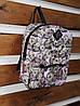 "Маленький рюкзак для девочки ""Часики"", фото 3"