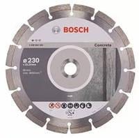 Алмазный диск Standard for Concrete 230х22,23