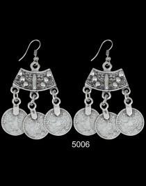Серьги 5006
