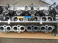 Головка блоку ГАЗЕЛЬ дв.406 з клапанами прокладкою і кріпленням (пр-во ЗМЗ) 406.3906562, фото 1