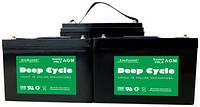 Аккумулятор AGM EverExceed DP-12100 12V 100Ah