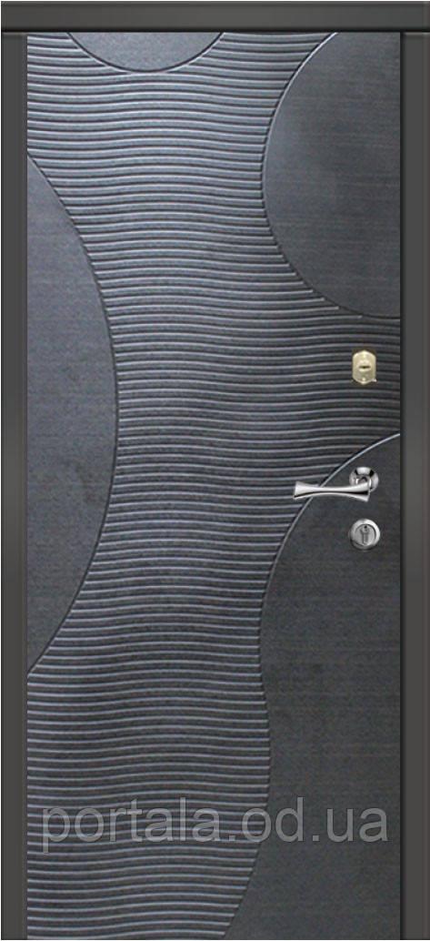 """Входная дверь """"Портала"""" (серия Элегант NEW) ― модель Джорджия"""