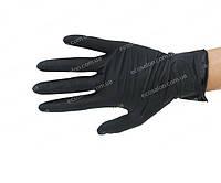 Перчатки нитриловые, плотные р. S (100 шт.), без пудры