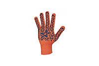 """Перчатки """"Doloni"""" с ПВХ-рисунком арт. 564"""